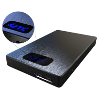ZTC Sky Board mSATA to USB 3.0 SSD Enclosure Adapter Case. Support UASP SuperSpeed 6Gb/s 520MB/S Model ZTC-EN002-BK